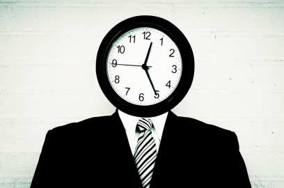 man-and-time